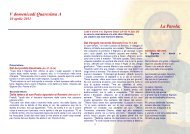 XXXIII domenica del tempo ordinario B - Diocesi di Parma
