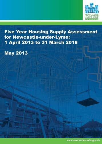 A4 5 year housing assessment covs May 2013.qxp:Annual ...