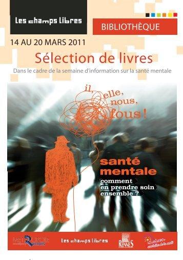 Brochure 1 - Bibliothèque de Rennes Métropole