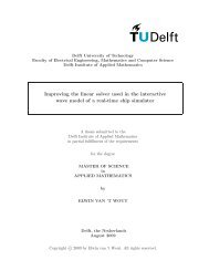 Tu delft library master thesis