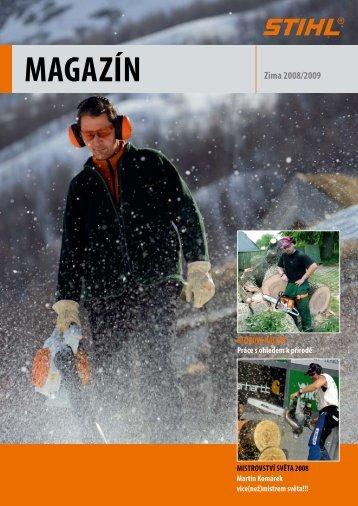 Zima 2008 - Gardenia.cz