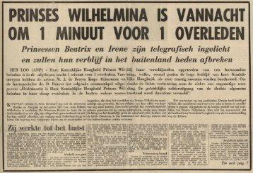 onderstaande artikelen in een PDF-bestand - Friesland Zoals Het Was