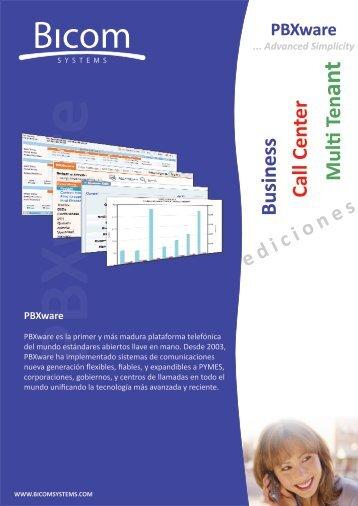 PBXware - Bicom Systems