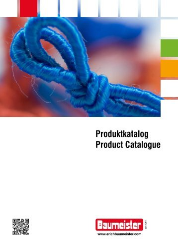 Produktkatalog Product Catalogue - Geschlossener ...