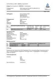 GUTACHTEN zur ABE Nr. 48128 nach §22 StVZO Anlage 4 zum ...