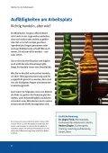 Alkohol in der Arbeitswelt Rechtssicher handeln im Akutfall - Seite 2