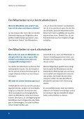 Alkohol in der Arbeitswelt Rechtssicher handeln im Akutfall - Seite 6