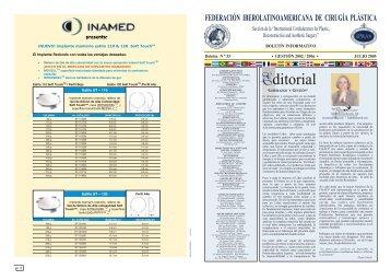 Boletín Nº 33, Julio del 2005 Boletín Informativo Gestión 2002