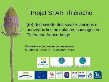 Projet STAR Thiérache - La Communauté de Communes de la ...