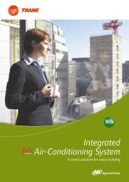 Integrated Air-Conditioning System