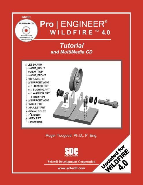 Pro/ENGINEER Tutorial