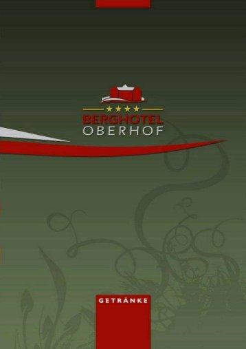 Kaffeespezialitäten Von Röstfein - Berghotel Oberhof