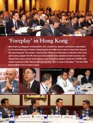 'Foreplay' in Hong Kong - PEI Media