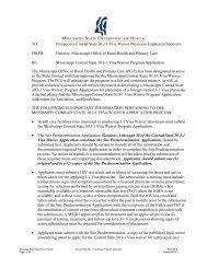 State 30 J-1 Visa Application Packet - Mississippi State Department ...