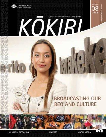 Download the PDF (4.5MB) - Te Puni Kokiri