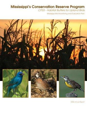 Mississippi's Conservation Reserve Program - Forest and Wildlife ...
