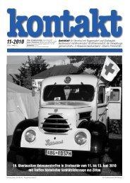Ausgabe 11 (10.06.2010) PDF - Herrnhut