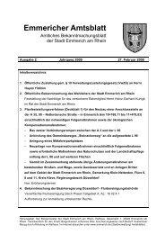 Emmericher Amtsblatt