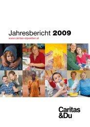 Jahresbericht 2009 - PsychoSozialen Dienstes