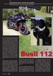 Fahrbericht: Buell 1125 CR / Charming Rat - Kultourbikes.de