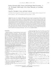 pdf file - Department of Chemistry - Queen's University