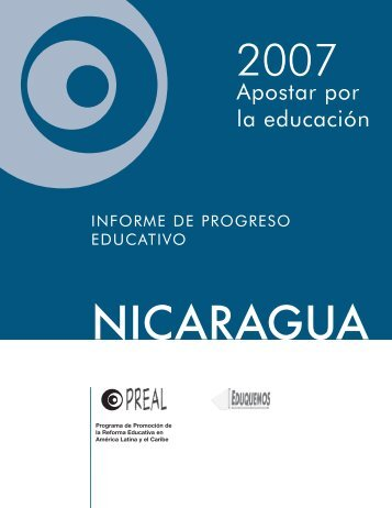 informe educativo final2 2007.indd - OEI