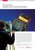 Leica FlexLine TS06plus - Leica Geosystems - Page 2