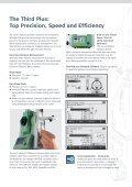 Leica FlexLine TS06plus - Leica Geosystems - Page 3