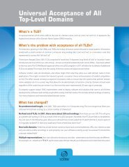 Universal Acceptance of All Top-Level Domains - icann