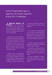 Curso Pré-Vestibular - Portal Educacional
