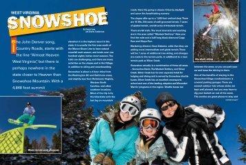 west virginia - Snow East Magazine