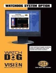 Watchdog System Option - GRAIN SYSTEMS INC.