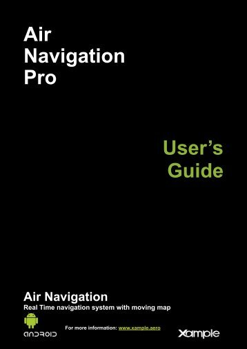 User guide in pdf backcountry navigator.