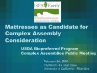 Presentation Template - BioPreferred