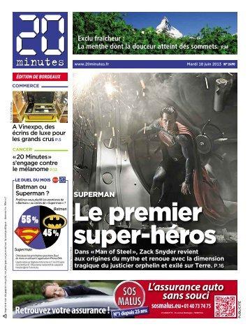 Superman - 20minutes.fr