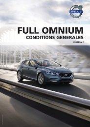 Conditions Générales VOLVO FR 03.indd - ESD - Volvo