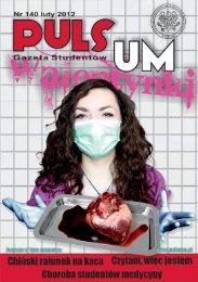 choroba studentów medycyny - Puls UM