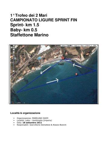 programma completo - Riviera Triathlon 1992