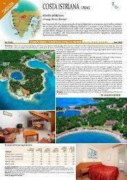 azia costa istriana - Hassiten Viaggi Tour Operator