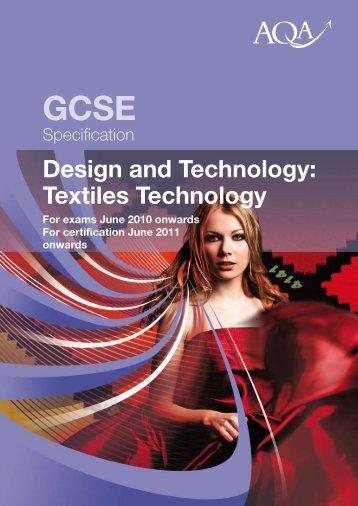 Textiles 4570.pdf - Smithdon High School, Hunstanton, Norfolk