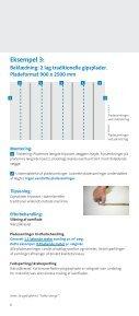 1 lag fibergips eller 2 lag gipsplader - Gyproc - Page 6
