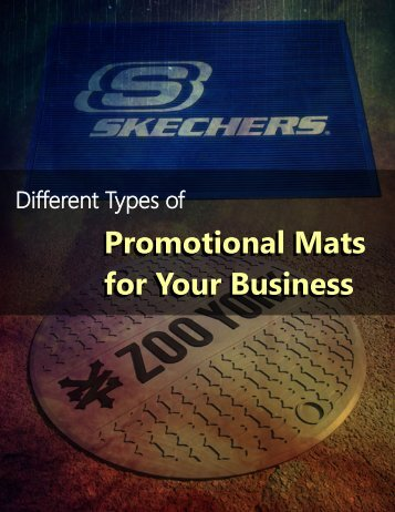 Promotional Mats for Your Business
