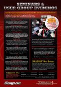 Snap-on Has A Comprehensive Programme Of TechEd - S.A.E.P. ... - Page 2