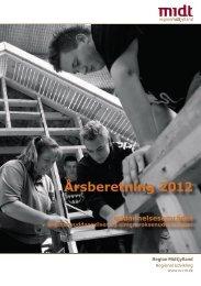 Årsberetning 2012 - Region Midtjylland