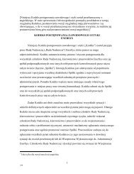 1 [Niniejszy Kodeks postępowania zawodowego i etyki ... - EnerSys