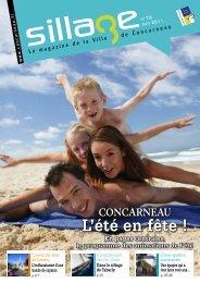 L'été en fête ! - Concarneau