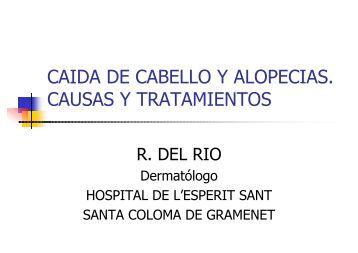 Causes i tractament - Hospital de l'Esperit Sant