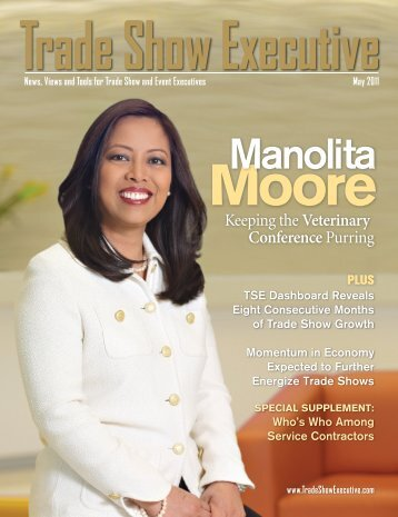 the May 2011 Issue in PDF Format - Trade Show Executive