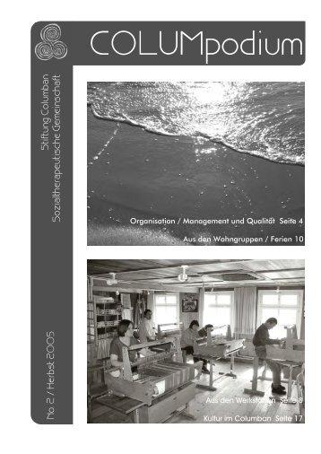 COLUMpodium 02-2005.pdf - Stiftung Columban