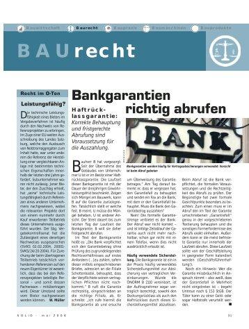 BAUrecht - KWR